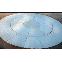 Mint Sandstone Circle