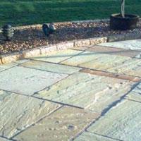 Mint Sandstone Pavings