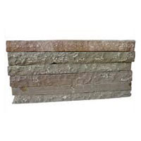 Raj Green Sandstone Block Steps