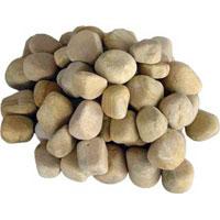 Yellow Pebbles Stone