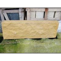 Yellow Sandstone Kerbs