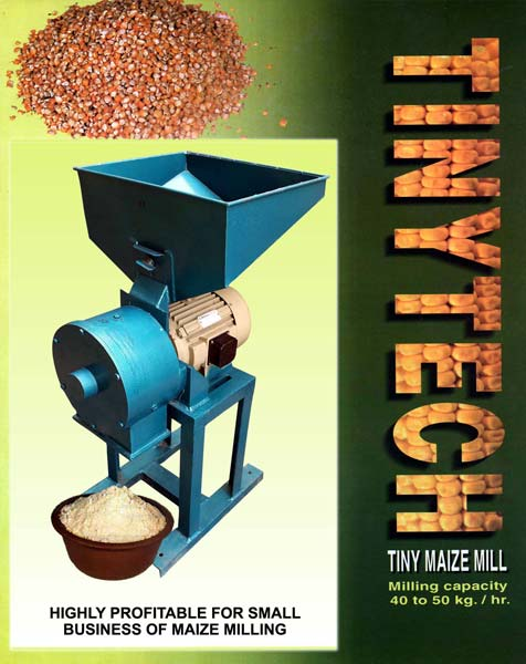 Maize Grinding Mill