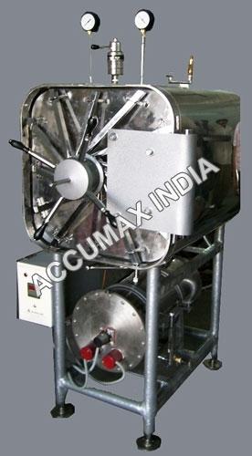 Laboratory Horizontal Autoclave