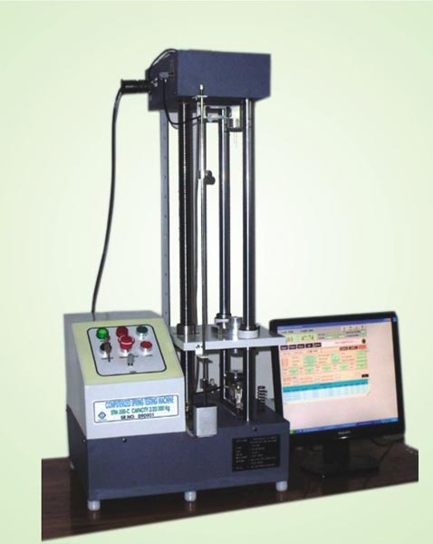 Computerized Spring Tester