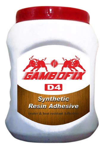 D4 Heat & Water Resistant Adhesive
