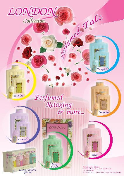 Perfumed Talcum Powder Manufacturer Supplier In Thailand