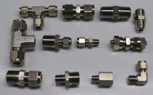 S. S. Tube Fittings