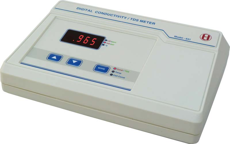 Digital Conductivity/TDS Meter- 641