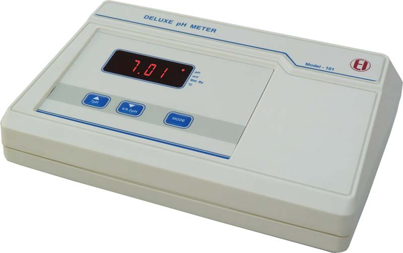 Digital pH Meter-101, 111 & 112
