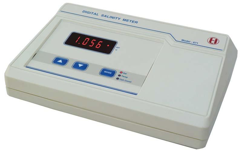 Digital Salinity Meter - 671