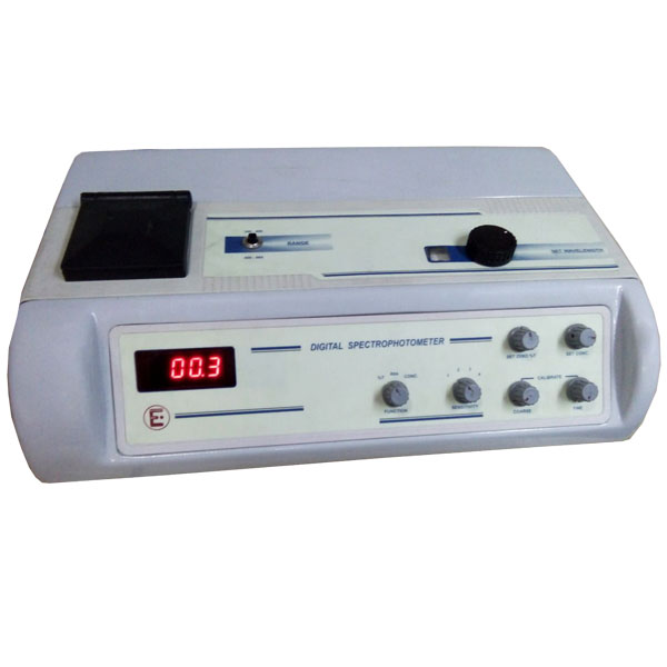 Digital Spectrophotometer-301 & 302