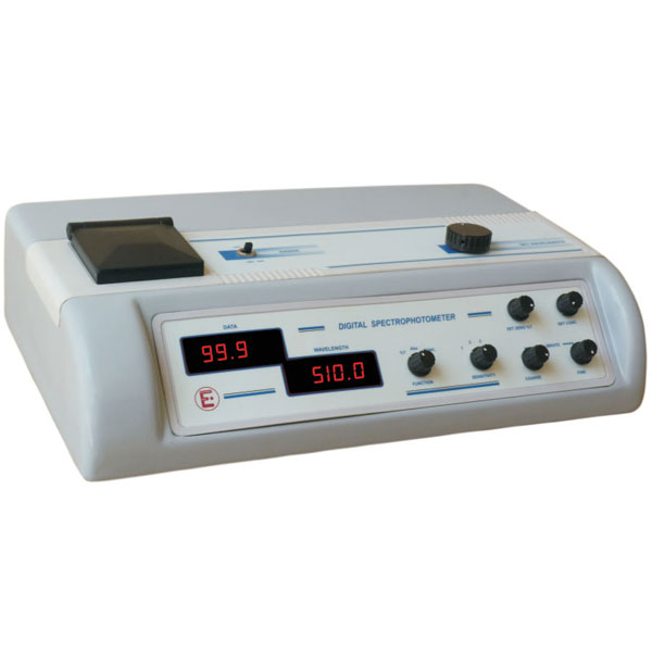 Digital Spectrophotometer-304 & 305