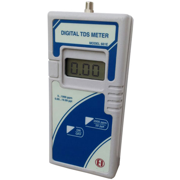 Digital TDS Meter - 661 (Handheld)