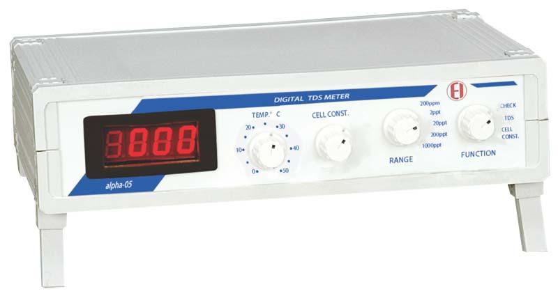 Digital TDS Meter Alpha - 05