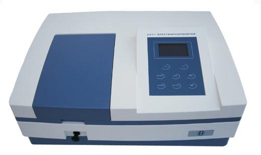 Microprocessor UV-VIS Spectrophotometer-2371