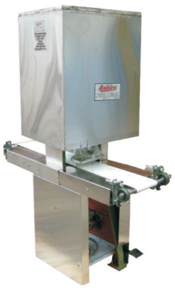 Pani Puri Pressing Machine