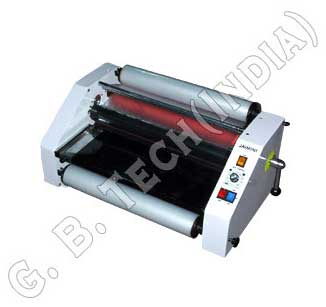 Hot Roll Laminating Machine