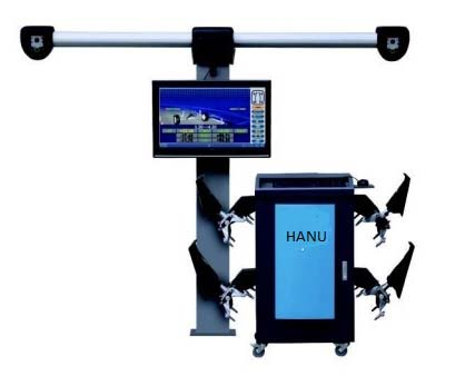 Wheel Alignment Machine HWA-50 3D
