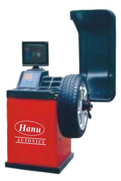 Wheel Balancing Machine HWB-550