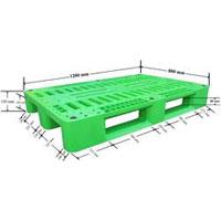 Rackable Plastic Pallet