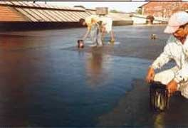 Rubberised Waterproof Coating