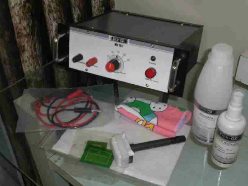 Chemical Metal Etching Machine (ME101)