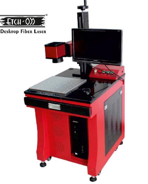 Fiber Laser Desktop Marking Machine-Etchon-FLE-D20W