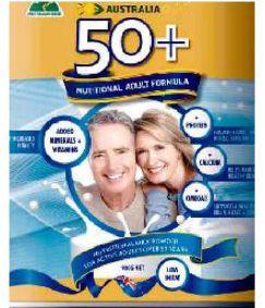 50+ Nutritional Adult Formula Milk Powder