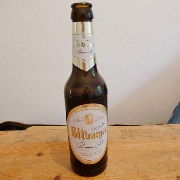 Bitburger Premium Pils Beer