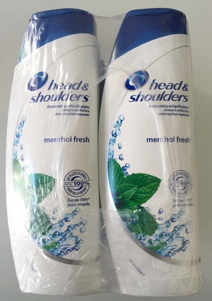Head & Shoulders Shampoo