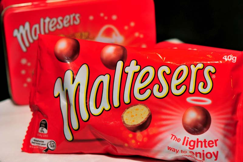 Maltesers Chocolate Balls