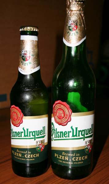 Pilsner Urquell Beer