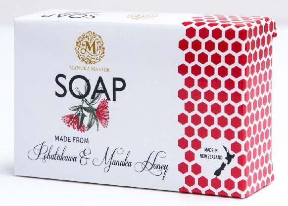 Manuka Honey And Pohutukawa Soap