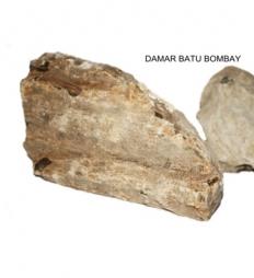 Bombay Damar Batu Stone