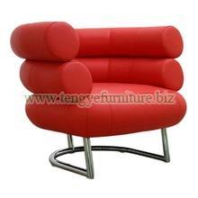 Eileen Red Bibendum Chair