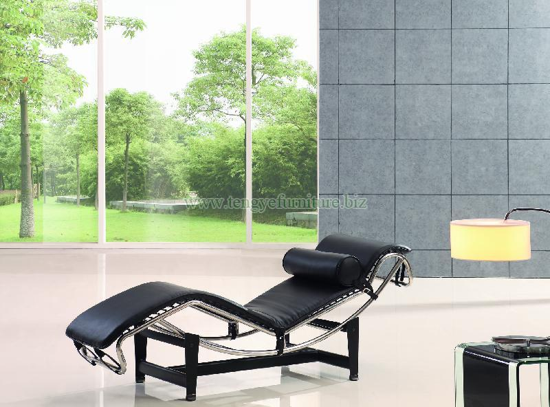 Le-Corbusier Chaise Lounge Chair