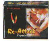 Cura Re-Attack Capsules