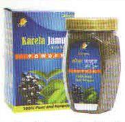 Karela Jamun granules