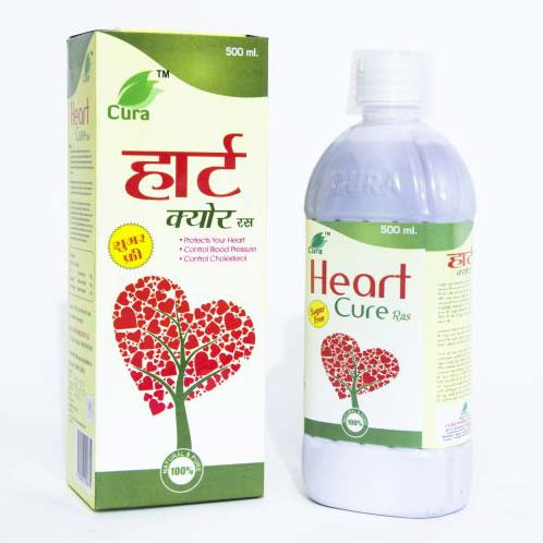 Cura Heart Cure Ras