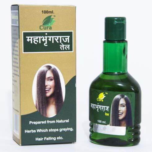 Cura Mahabhringraj Oil