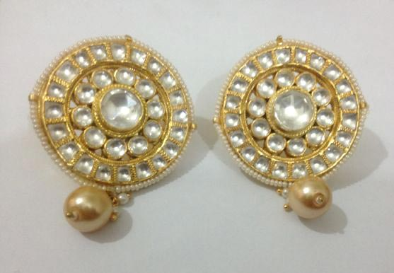Kundan Earrings 01