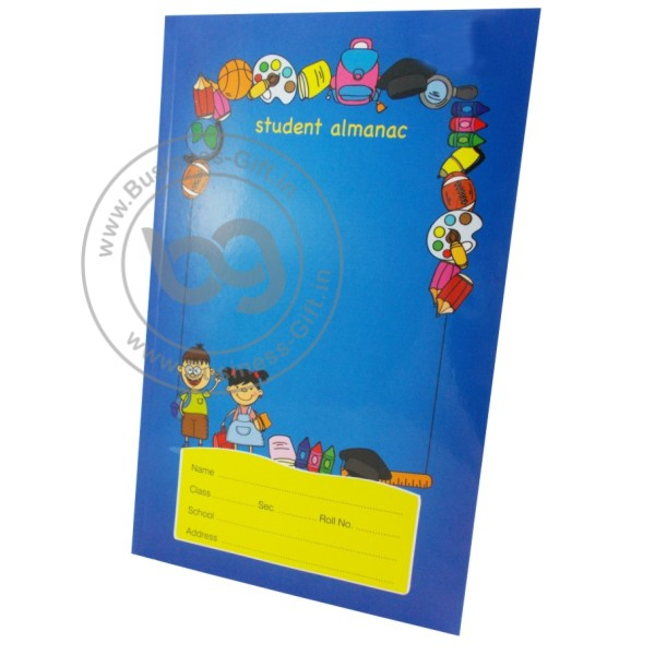 Customized School Diary