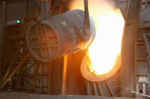Basic Oxygen Furnace
