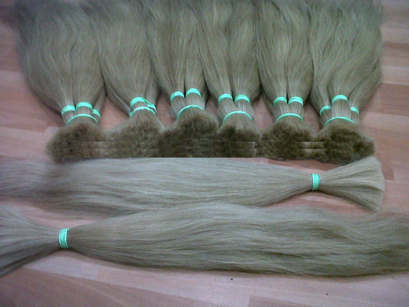 Virgin Human Hairs 03