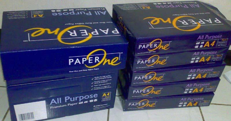 Paper One A4 Copy Paper (75GSM)