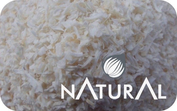 Dehydrated White Onion Products