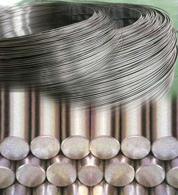 Nickel Alloy Bars & Wires