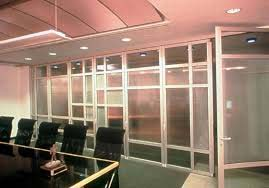 Glass Window Partition