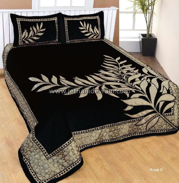 Velvet Bed Sheet Manufacturer Exporter Supplier In