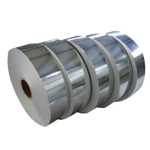 Laminated Silver Kraft Paper Rolls